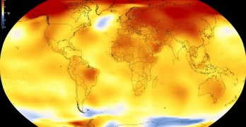 Scientists stunned by massive Global Warming discovery