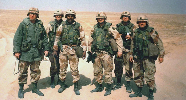 Experts can't decide on definition for mysterious Gulf War illness