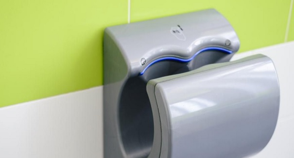 Shocking discovery about bathroom hand dryers stuns scientists
