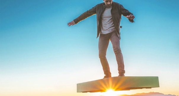You won't believe what this new ARCA hoverboard can do — or what it costs
