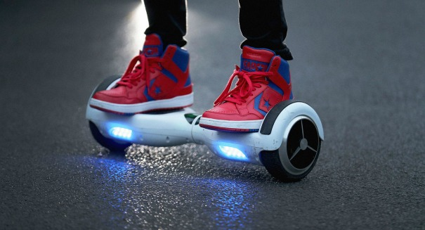 An Illinois lab is blowing up hoverboards … to save them