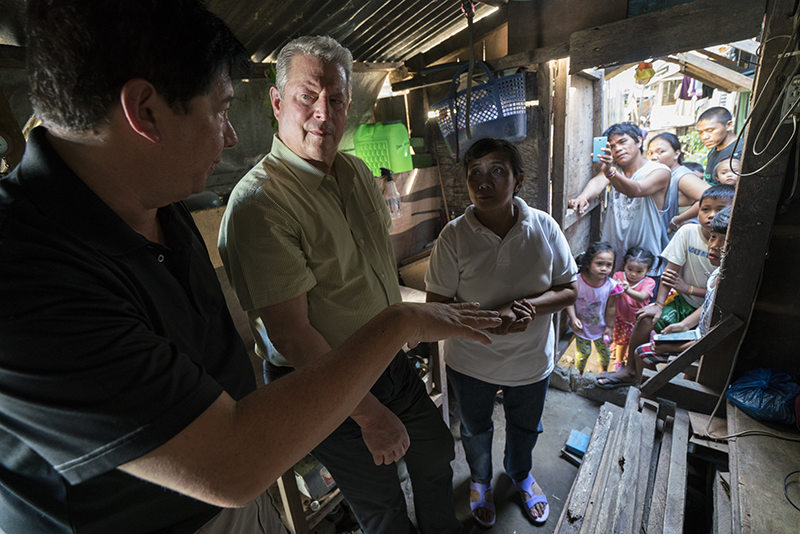 Paramount Pictures to release the follow-up to 'An Inconvenient Truth' in 2017