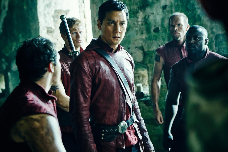 Anchor Bay Entertainment goes 'Into the Badlands: The Complete First Season'