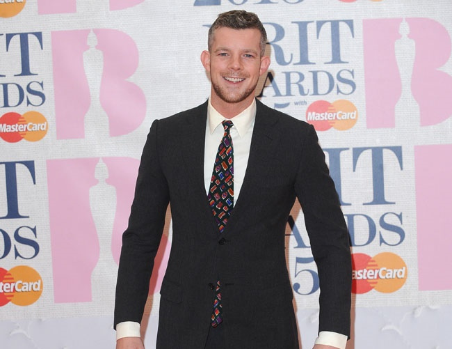Russell Tovey is jealous of James Corden's success