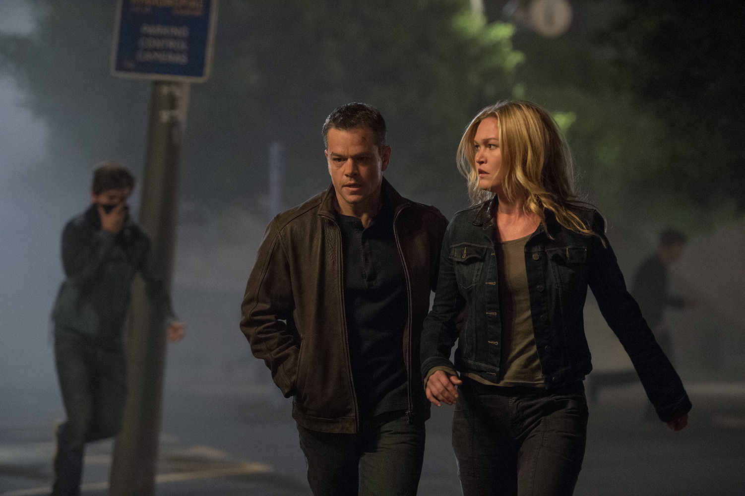 Now on DVD: Matt Damon, Paul Greengrass and Julia Stiles return for 'Jason Bourne'