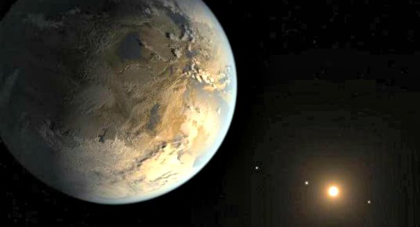 Scientists stunned to discover 'alien Earth' with glitchy Kepler telescope