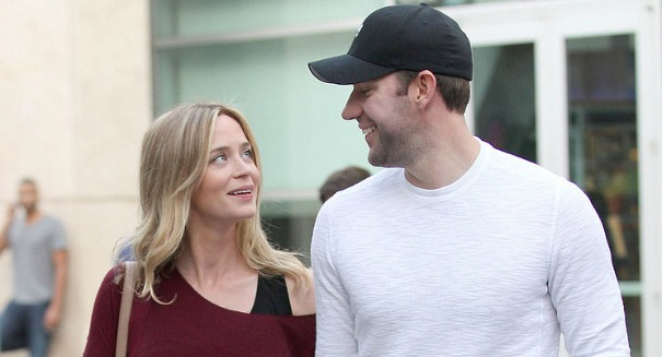 Emily Blunt and John Krasinski have just made a huge announcement