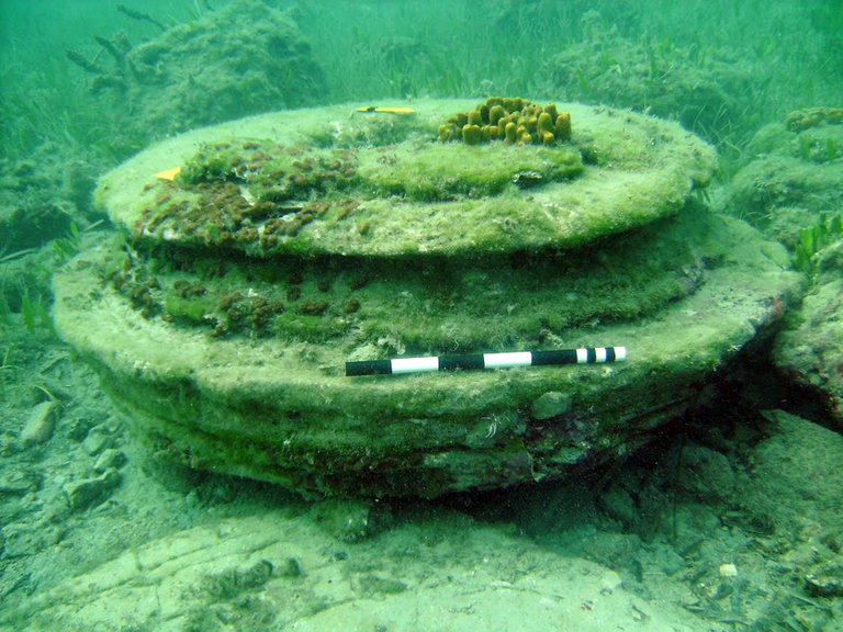 "Archaeologists disappointed by findings at ""sunken city"""