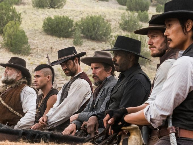 Could 'The Magnificent Seven' be the film that finally revives the Western film genre?
