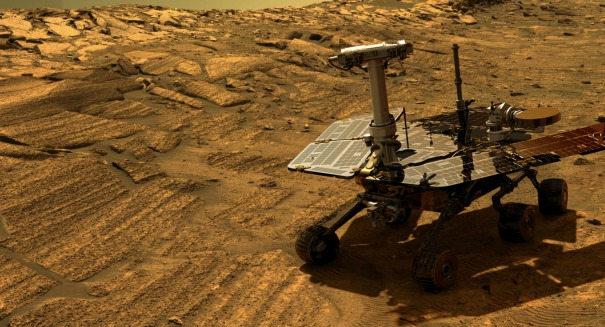 Scientists stunned by huge discovery on Mars