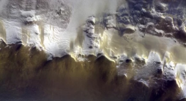 Astonishing Mars development stuns scientists