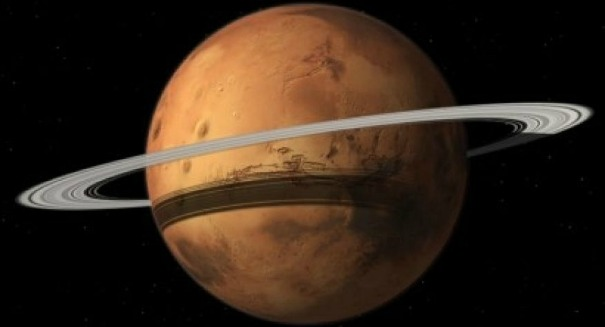 Mars attacked! Flyby comet wreaks havoc on planet's upper atmosphere