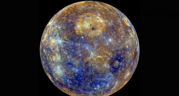 Scientists have just made an incredible discovery about Mercury