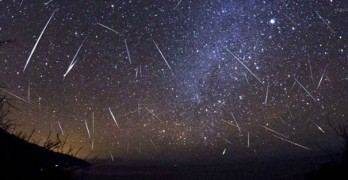 Orionids Meteor Shower peaks tonight: 2016 Debris from Halley's Comet
