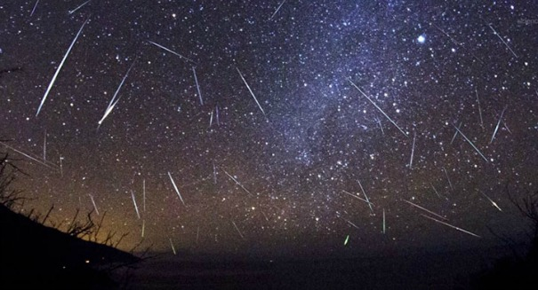 Astonishing report: Fake meteors incoming