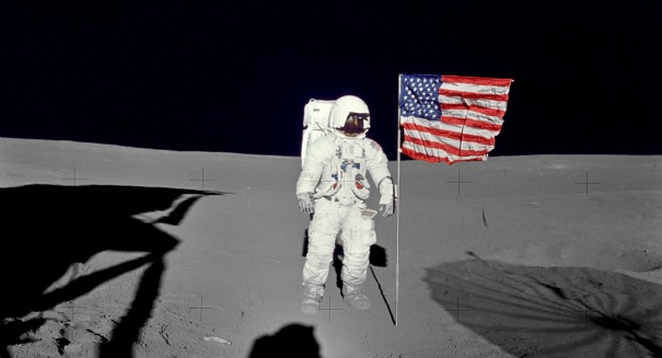 The amazing story of an Apollo 14 moonwalker