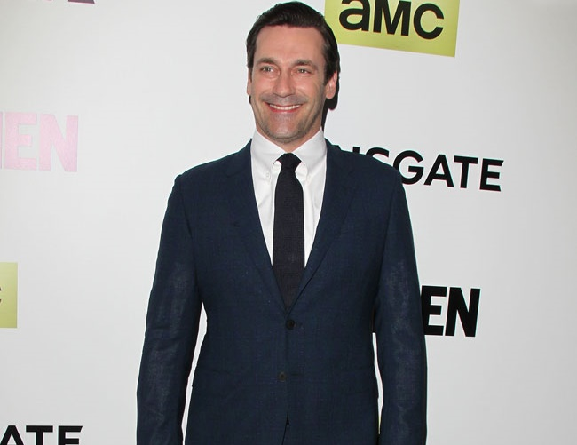 Jon Hamm says 'Mad Men' finale made him depressed