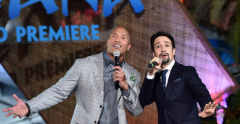 Lin-Manuel Miranda: From Broadway's 'Hamilton' to Hollywood's 'Moana'