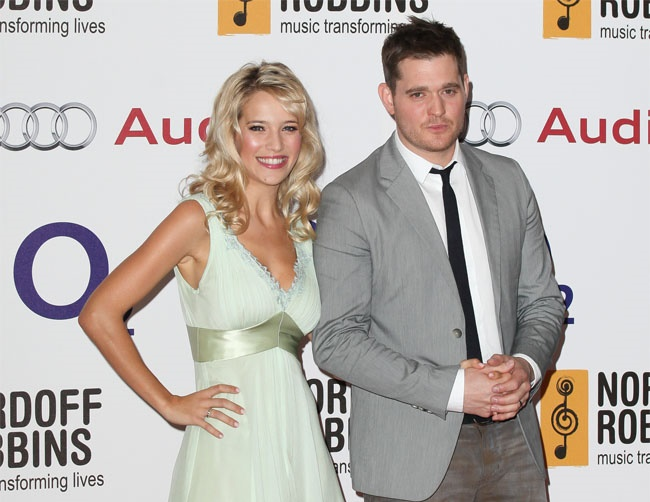 Michael Bublé wants to have more children