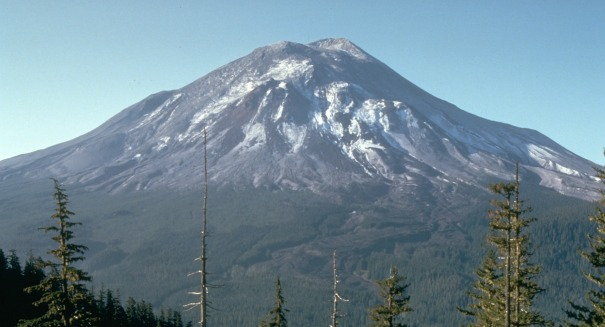 Why Mount St. Helens was such a shocking event