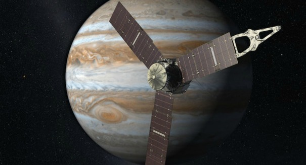 NASA's Juno spacecraft just did something incredible