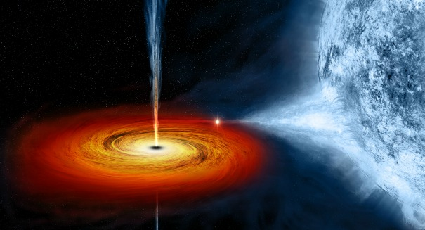 Scientists astonished to discover massive black hole in the Milky Way