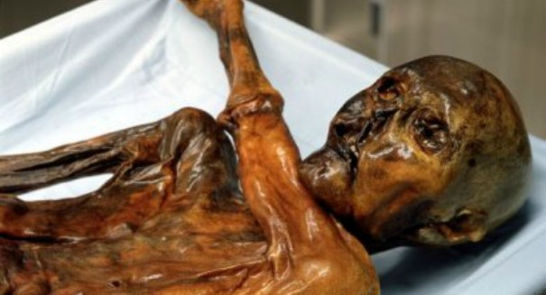 Scientists make astonishing ice mummy discovery