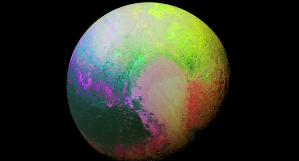 Scientists have just found something totally unexpected on Pluto … a young surface