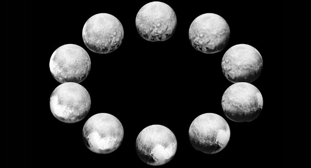 Breathtaking new photos of Pluto have captured something amazing