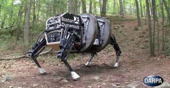It's dead: Pentagon kills ugly, noisy, and useless 'robotic dog'