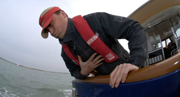 This one strange trick could cure seasickness
