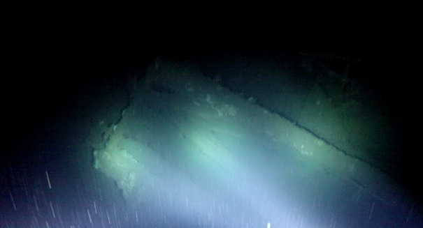 Mysterious shipwreck found off North Carolina coast