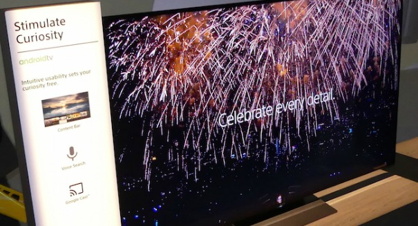 This new Sony super-thin LCD TV will blow your mind [VIDEO]