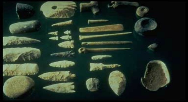 Have archaeologists found the first tools ever made by man?