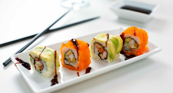 There's bad news if you like sushi
