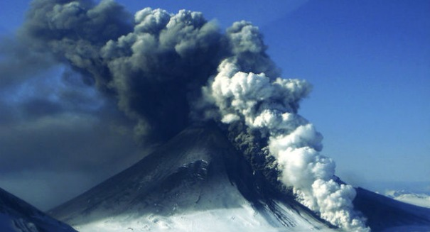 A huge volcano may be about to explode