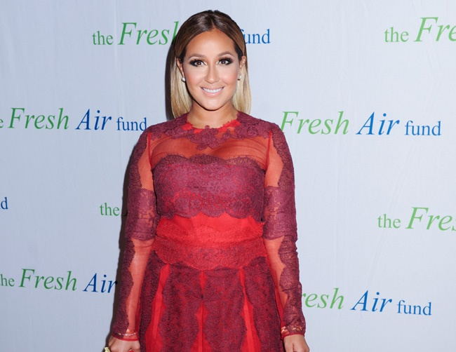 Adrienne Bailon discusses her wedding plans